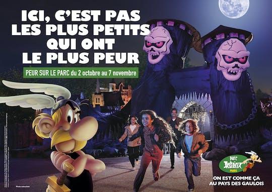 Bilety wstępu na Halloween 2021 do Parc Astérix Paris
