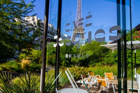 Café Saint Jacques dining experience
