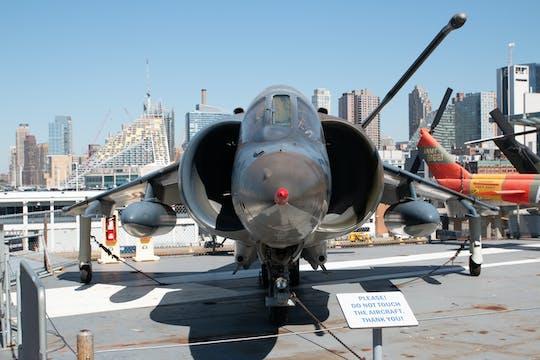 Intrepid Museum & 9-11 Tribute Museum combo ticket
