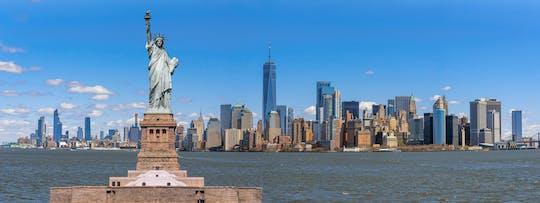 Crociera della Statua della Libertà e biglietto combinato per il Tribute Museum dell'11 settembre