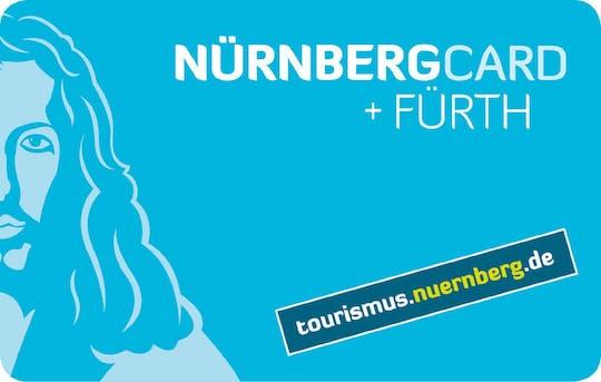 Nuremberg and Fürth Card