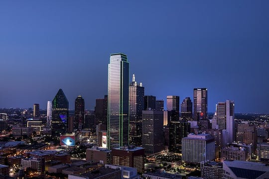 The best of Dallas walking tour