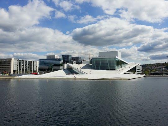 O melhor de Oslo destaca um passeio a pé