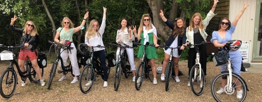 UK E-Bikes selbstgeführte E-Bike-Tour in Kent