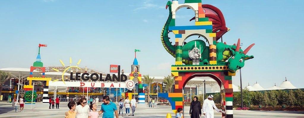 Eintrittskarten für Legoland Dubai