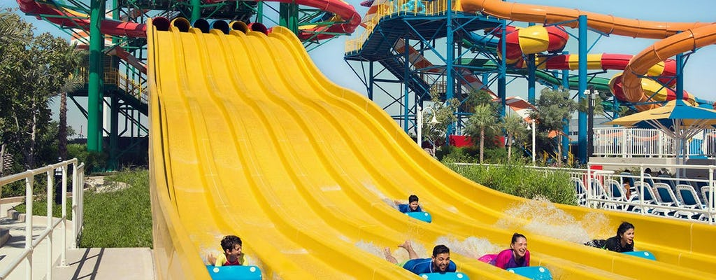 Bilety wstępu do parku wodnego Legoland