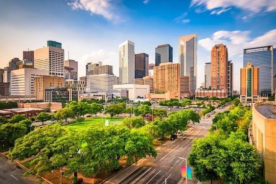 Het beste van Houston-wandeltocht