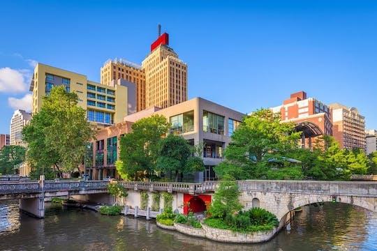 Il meglio del tour privato a piedi di San Antonio