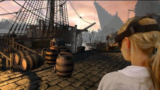 Skip-The-Line tickets to the Historium with VR Experience