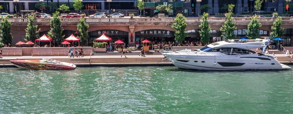 Tour combinado de Chicago Super Saver: Millennium Park y Riverwalk