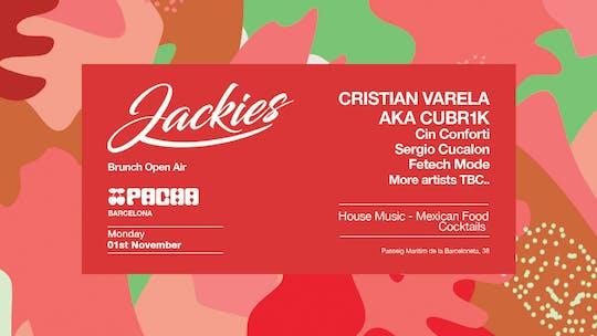 Pacha Barcelona Pres. Jackies W- Cristian Varela, Aka Cubr1k, Cin Conforti, Sergio Cucalon, Fetech Mode, More Tbc