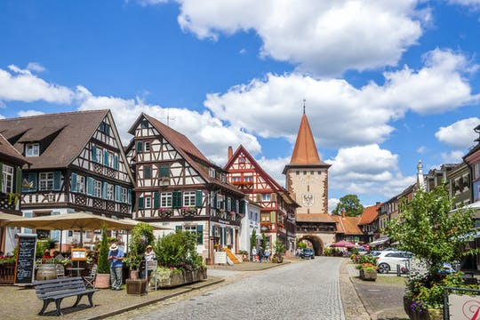 Gengenbach private and guided walking tour
