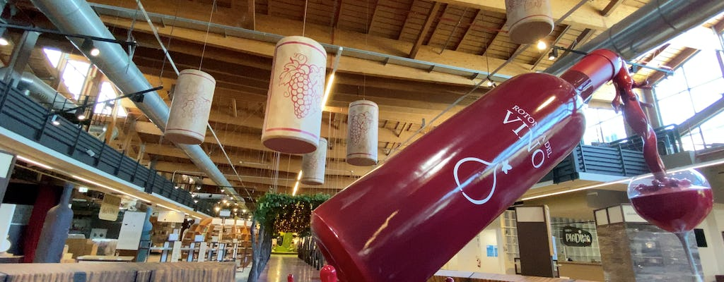FICO Eataly World and Luna Farm tickets with wine class