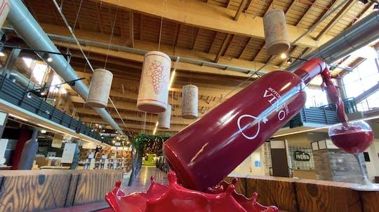 Boletos para FICO Eataly World y Luna Farm con clase de vino