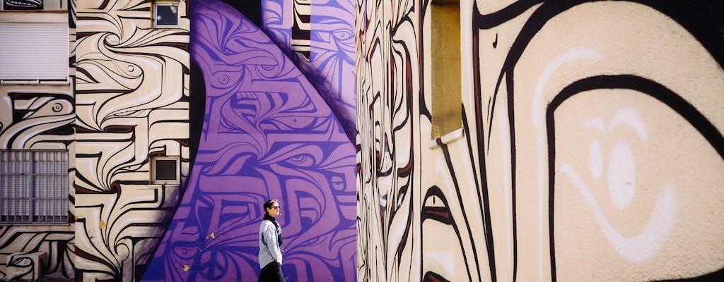 Straatkunsttour door Lissabon