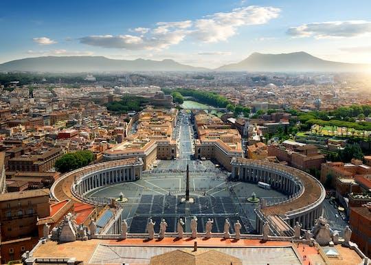 Tour de entrada temprana Key Master de los Museos Vaticanos con Capilla Sixtina
