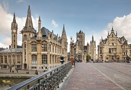 Escape game tour of Ghent