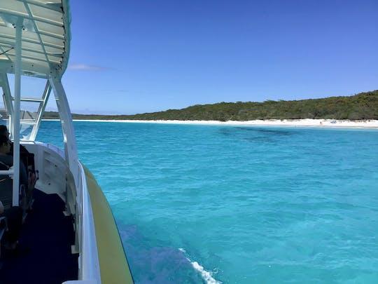 Tour en crucero por el pasaje de Jervis Bay