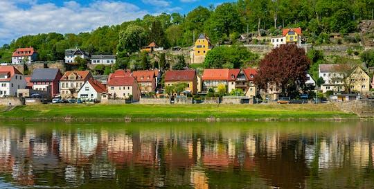 Geführte Wanderung um die wilde und romantische Stadt Wehlen