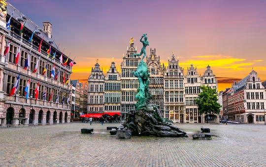 Escape tour Antwerp