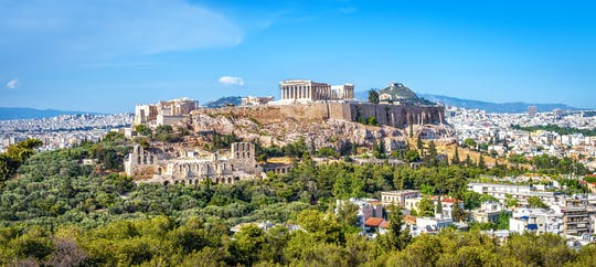 Tour de escape Atenas