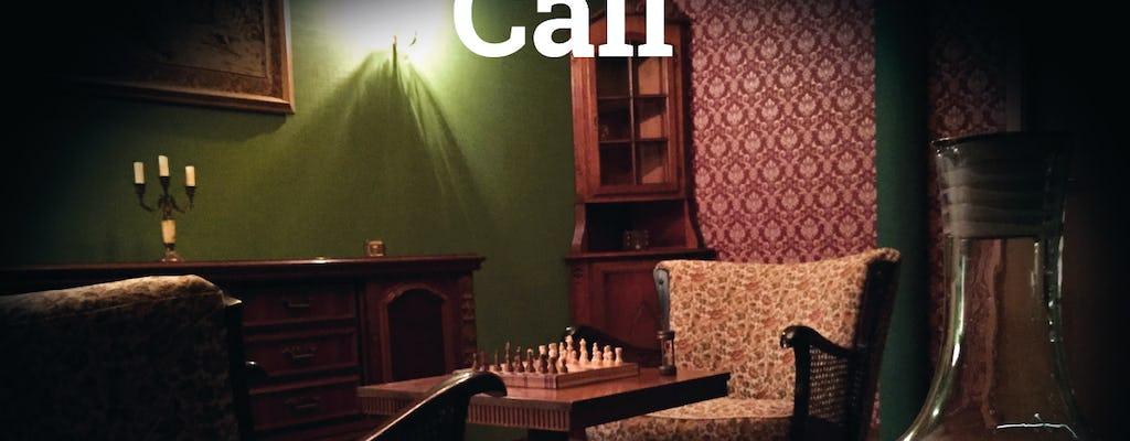 "Escape Room Spiel ""Emergency Call"" in Saarbrücken"
