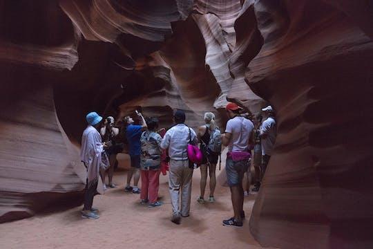 Tour al Cañón del Antílope y Curva de la Herradura desde Las Vegas