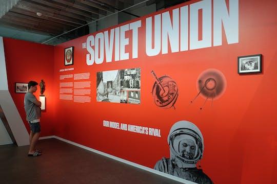 Ingresso para o Museu do Comunismo em Praga