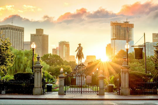 The best of Boston private walking tour