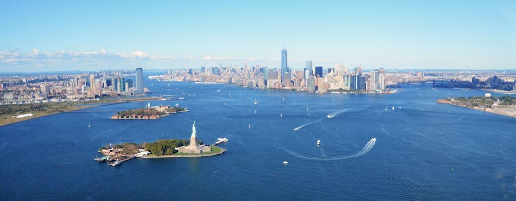 Статуя Свободы, остров Эллис и круиз по Бруклинскому мосту в Счастливый час