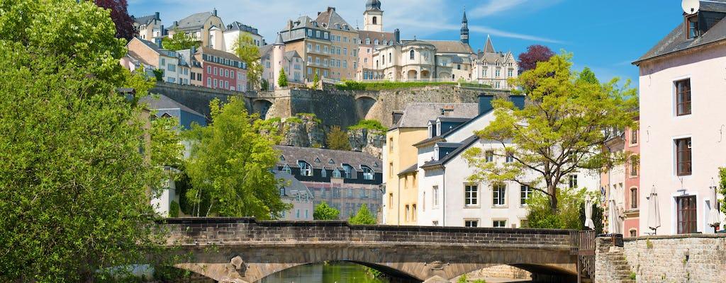 Wycieczka ewakuacyjna do Luksemburga