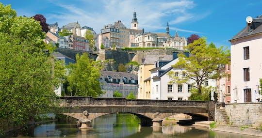 Escape tour Luxembourg City