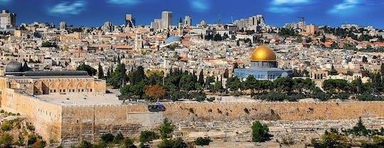 Odkryj starą i nową wycieczkę po Jerozolimie z Herzliya