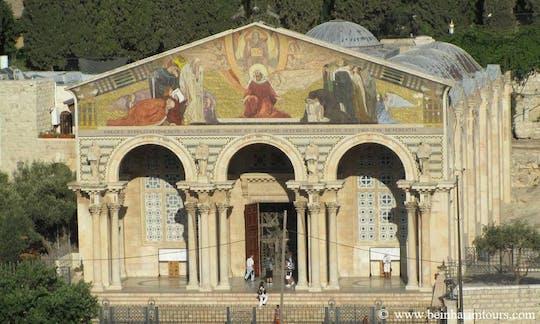 Poznaj Jerozolimę i Betlejem z Hercliya