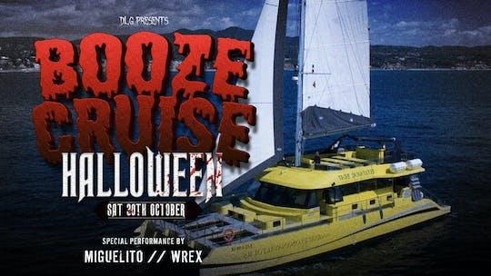 Booze Cruise - Halloween