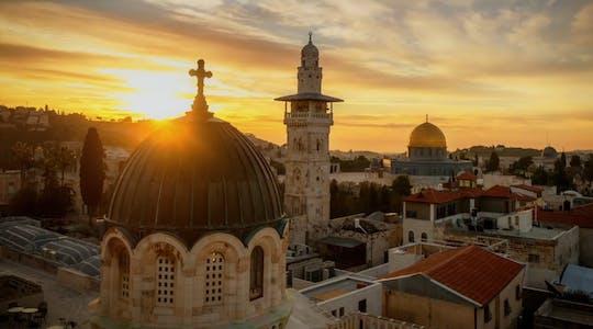 Przeglądaj Miasto Dawida i podziemną wycieczkę po Jerozolimie z Herzliya