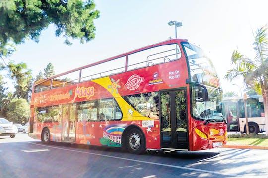 Experiencia City Sightseeing Málaga con autobús turístico las 24 horas