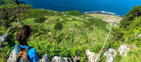 Randonnée pédestre Three Green Wonders sur l'île de Flores