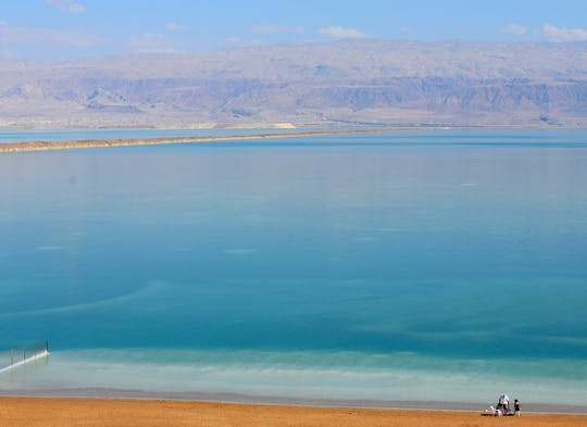 Wycieczka z przewodnikiem po Masadzie i Morzu Martwym z Herzliya