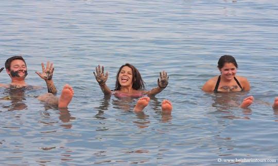 Morze Martwe pełny dzień relaksu od Herzliya