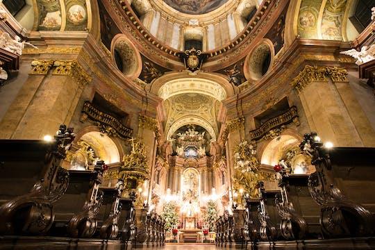 Biglietti per il concerto dell'Ensemble classico di Vienna