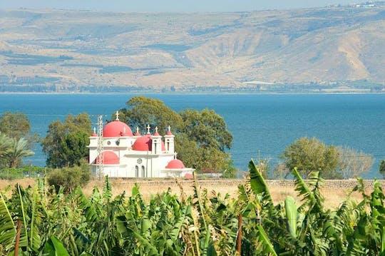 Wycieczka do Nazaretu i Jeziora Galilejskiego z Hercliya