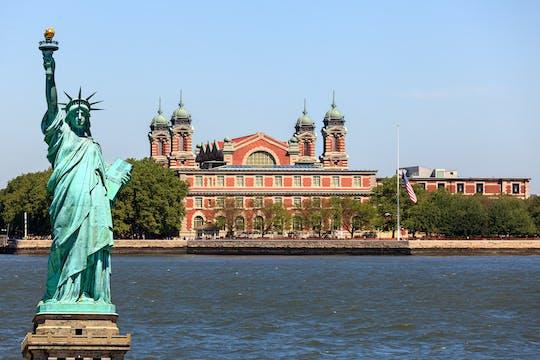 Acceso VIP: recorrido a pie por la isla Ellis, la estatua de la libertad y Battery Park