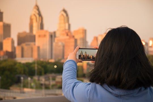Tour privato a piedi di Love Stories of Philadelphia