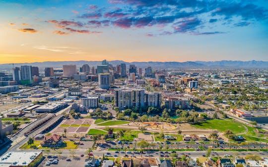 Visite à pied du meilleur de Phoenix