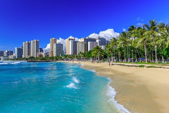 Best of Honolulu highlights walking tour