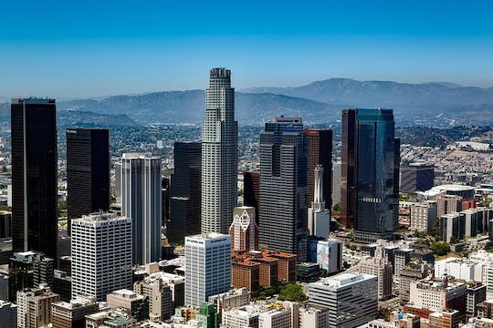 The best of Los Angeles guided walking tour