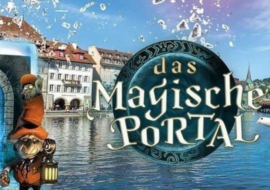 Magic Portal GPS-led game in Lucerne