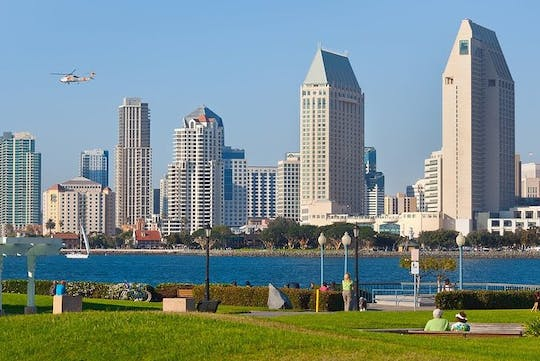 The best of San Diego walking tour