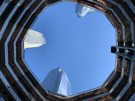 NYC Combo: The Edge Observation Deck, St Patrick's Cathedral and Dave & Buster's